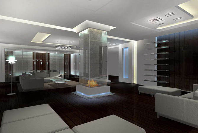 оформление интерьеров квартиры в египетском стиле