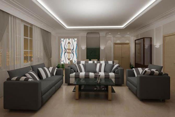 дизайн квартиры в доме и-155