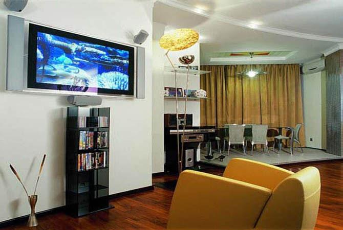 отделка потолков в доме блокхаусом фото