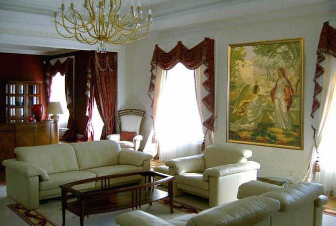 фото интерьеров гостинной комнаты