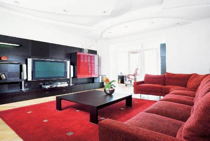 отделка и дезайн квартиры
