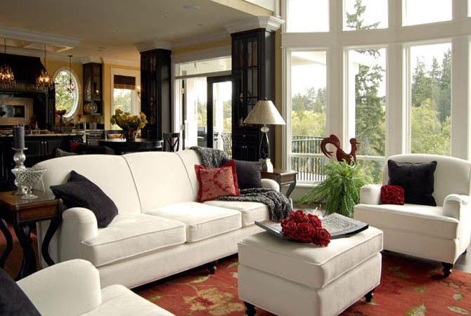 реферат на тему современный интерьер квартир