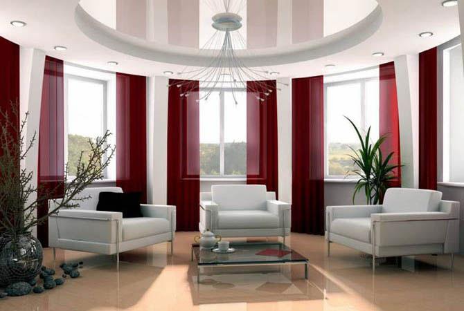 фотографии интерьера отделок квартир