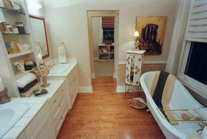 как создать интерьер в квартире - студии