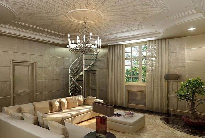 дизайн интерьера жилых квартир