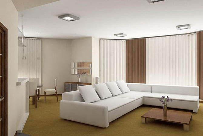 дизайн двух комнатных квартир дома серии п-44т