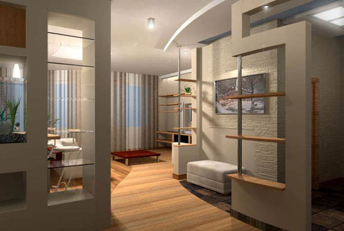 дизайн интерьеров квартиры в воронеже