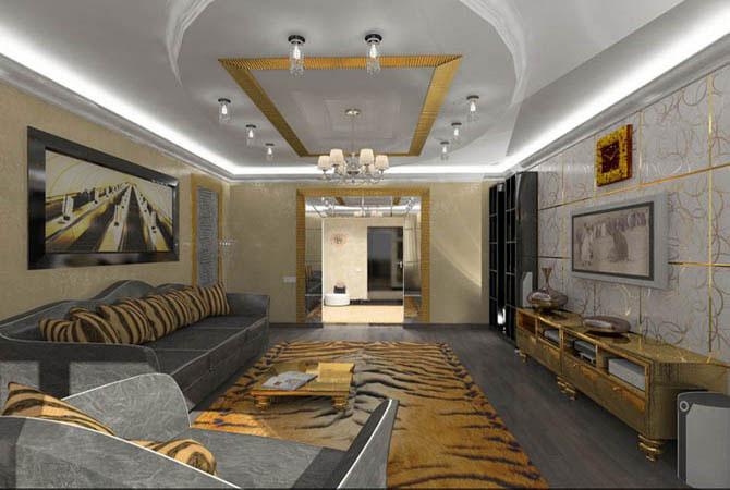 стоимость дизайн проекта 3х комнатной квартиры
