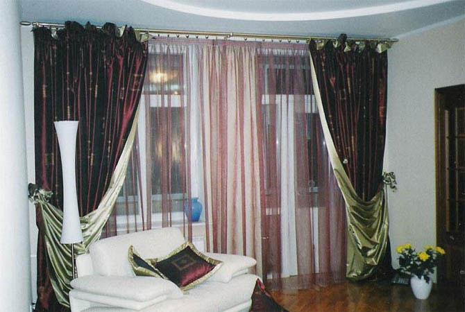 дизайн-проект 3-комнатной квартиры в стиле романтизм
